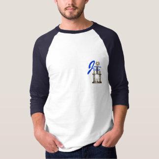Camiseta 2 tomou partido o basebol de Jamestown