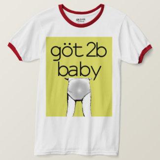 Camiseta 2b vagabundo obtido do bebê | Baby4Life | ABDL |