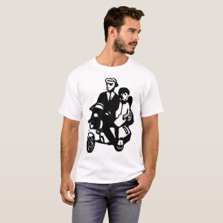 Camiseta 2Tone Walt Ska