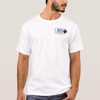 Camiseta 365 Bastrop histórico são T anca