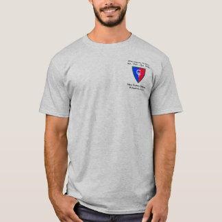Camiseta 38th Divisão WWII do ciclone