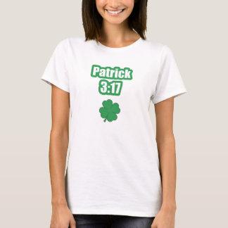Camiseta 3:17 de patrick