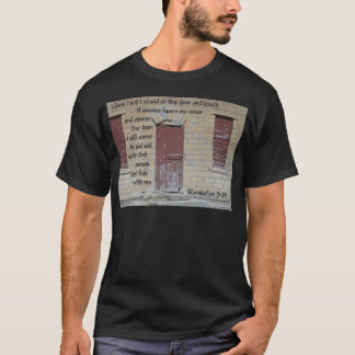 Camiseta 3:20 das revelações