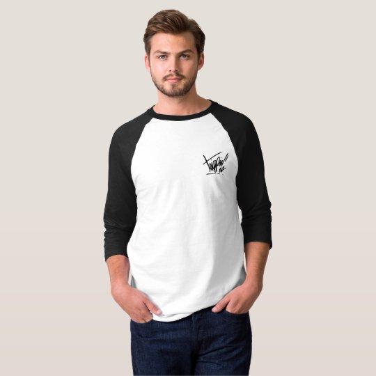 Camiseta 3/4 Raglan Trippin Mark