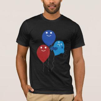 Camiseta 3 balões