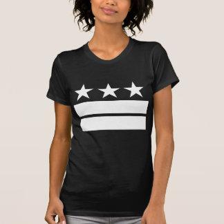 Camiseta 3 estrelas 2 bares