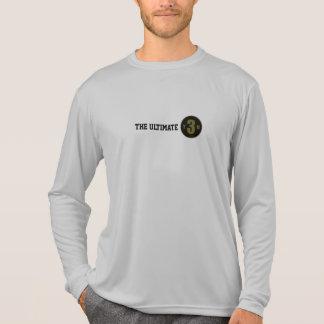 Camiseta 3 finais o T longo da luva