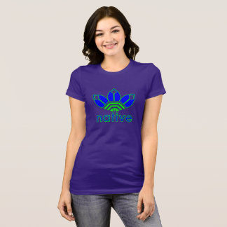 Camiseta 3 penas nativas