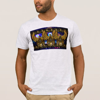 Camiseta 3godz short t