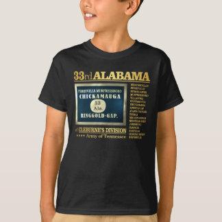 Camiseta 3ó Infantaria de Alabama (BA2)
