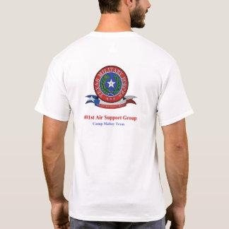 Camiseta 401st Forças militares do ASG Texas