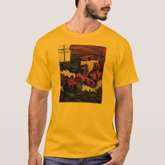 Camiseta 41:10 de Isaiah do medo não