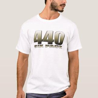 Camiseta 440 seis blocos Mopar Dodge