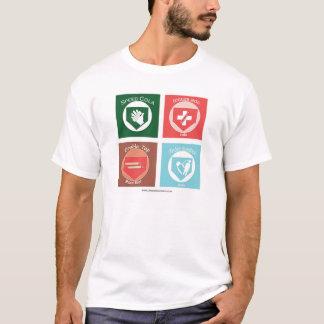 Camiseta 4 bastardos das vantagens