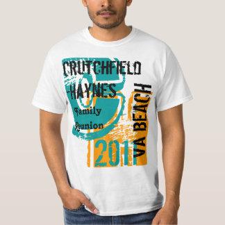Camiseta 4-Crutchfield-Haynes- 2011 - Reunião de família