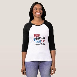 Camiseta 4 de julho maternidade fevereiro de 2018 devido