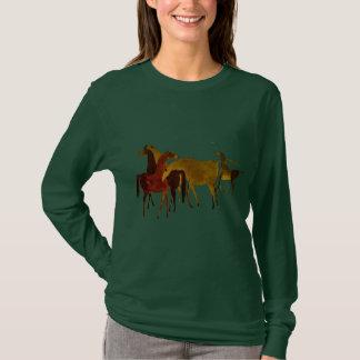CAMISETA 4-HORSES