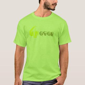Camiseta 4 nunca