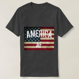 Camiseta 4o do T engraçado de julho América AF