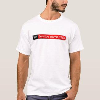 Camiseta 503 - Preste serviços de manutenção a não