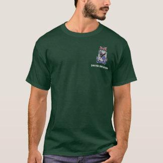 Camiseta 505th Regimento de infantaria do pára-quedas