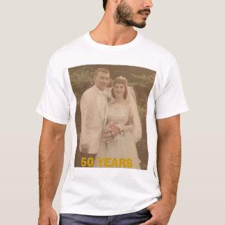 Camiseta 50 anos, 50 ANOS