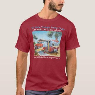 """Camiseta """"50 clubes do estado"""" pesados"""