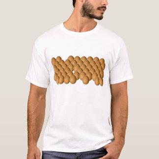 Camiseta 50 ovos