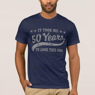 Camiseta 50th aniversário engraçado