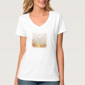 Camiseta 50th O aniversário de casamento, senhor Bênção &