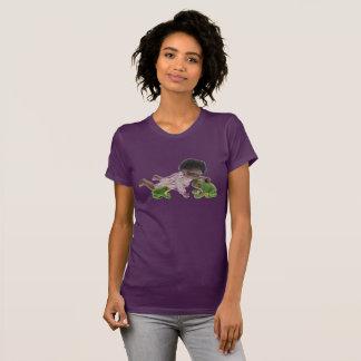 Camiseta 519 Sasha Cara Black bebé Shirt