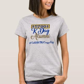 Camiseta 5700 alunos de Kennedy