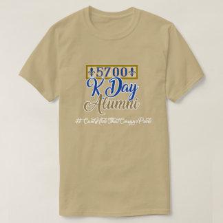 Camiseta 5700 alunos de Kennedy - seixo