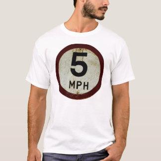 Camiseta 5 mph