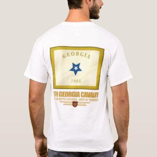 Camiseta 5o Cavalaria de Geórgia