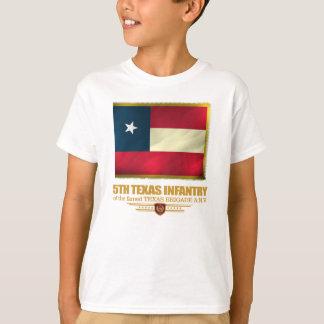 Camiseta 5o Infantaria de Texas