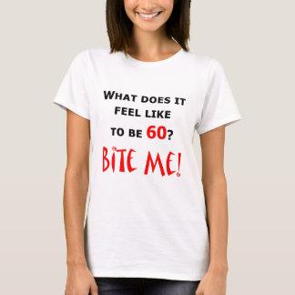 Camiseta 60 morda-me!