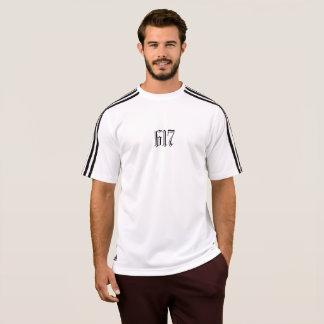 """Camiseta """"617"""" t-shirt de Adidas ClimaLite® dos homens de"""