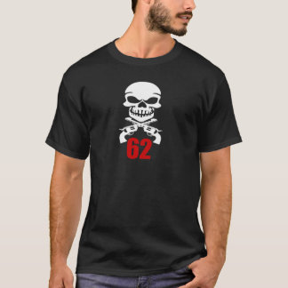 Camiseta 62 designs do aniversário