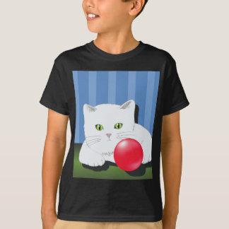 Camiseta 63White Cat_rasterized