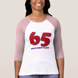 Camiseta 65 anos