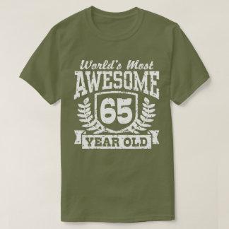 Camiseta 65th Aniversário