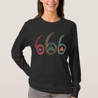 Camiseta 666 Illuminati
