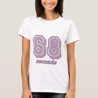 Camiseta 68 segundos picam o T