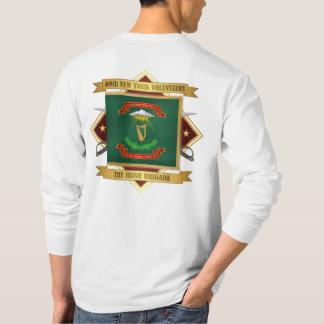 Camiseta 69th Infantaria voluntária de New York