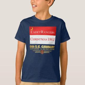 Camiseta 6o Cavalaria do SC (guardas florestais do cadete)