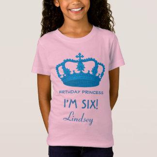 Camiseta 6o Ideia conhecida feita sob encomenda V20 do