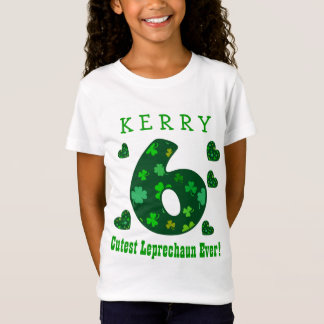 Camiseta 6o O Leprechaun o mais bonito sempre 4 de St