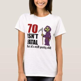 Camiseta 70 é o Ceifador não fatal mas ainda idoso
