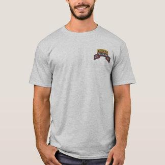 Camiseta 75th Guarda florestal SSI, aba da guarda